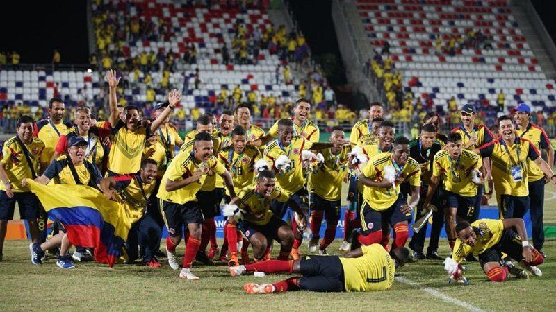Colombia campeón copa América