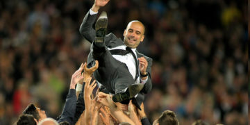 Pep Guardiola, el cambio Del City