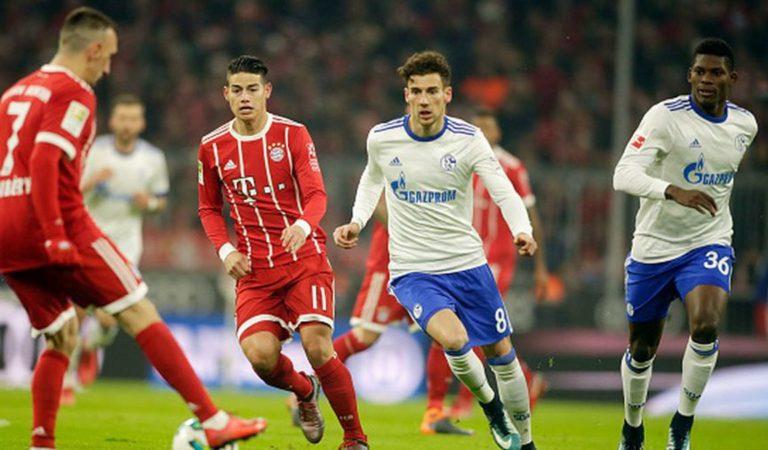 Pronóstico Bayern vs Schalke 04 y a cuanto se paga el gol de Coutinho