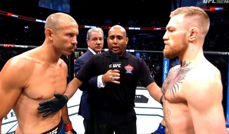 McGregor vs Cerrone. Cuota de 60 Vs 80 en la pelea del año.