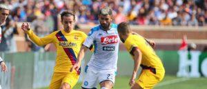 Napoli vs Barcelona