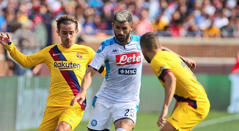 Pronósticos Champions League: Napoli vs Barcelona