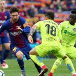 Barcelona vs Getafe