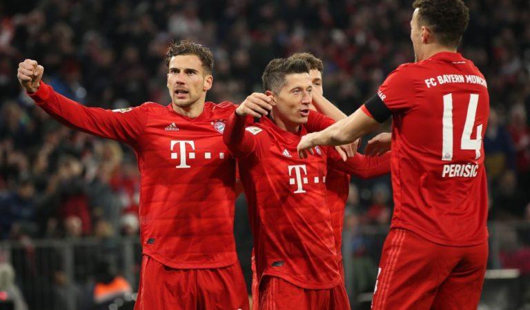 Bayern vs Leipzig partidazo por la cima de la Bundesliga, y a cuanto se paga el gol de Coutinho
