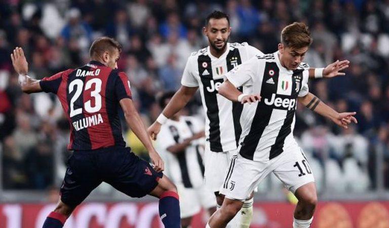 Los pronósticos Serie A: Bolonia vs Juventus duelo para mantener el pulso en el Calcio
