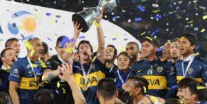 Fin de la Superliga Argentina