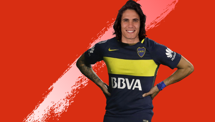 ¿Te imaginas una dupla Tévez-Cavani? Boca quiere al delantero del PSG