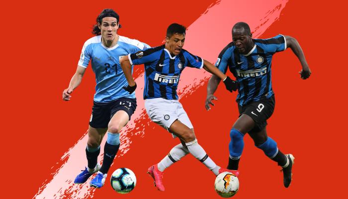 El tridente que puede construir el Inter si retiene finalmente a Sanchez.