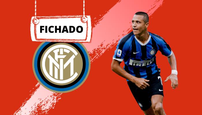 Alexis Sanchez es del Inter