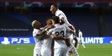 Resultado Atalanta versus PSG