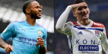 Manchester City vs Lyon