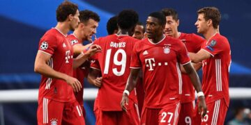 Bayern Múnich vs PSG
