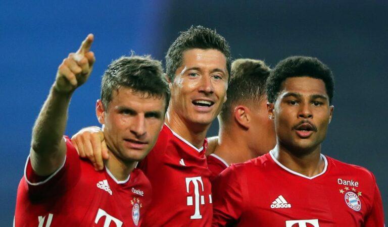 Previa Champions Pronóstico  Paris Saint-Germain vs Bayern Múnich