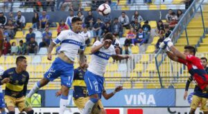 U. Catolica vs Everton