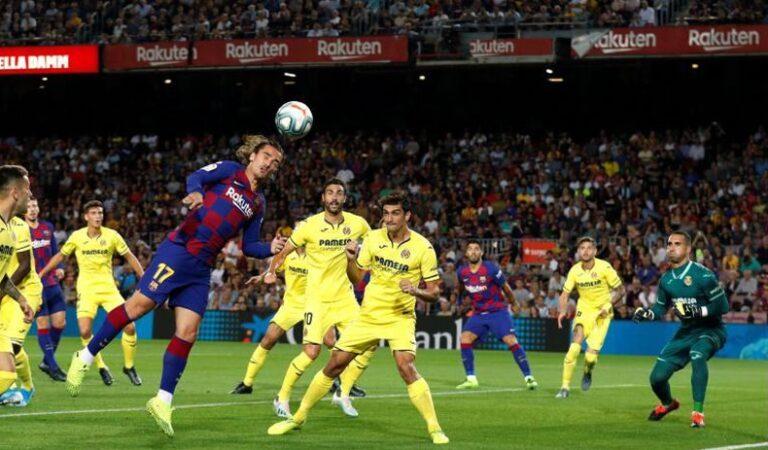 Barcelona vs Villarreal | Previa, Pronósticos y Cuotas