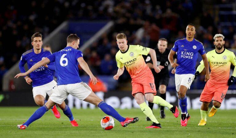 Manchester City vs Leicester | Previa, Pronóstico y Cuotas