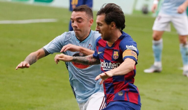 La Liga Española | Pronóstico Celta de Vigo vs Barcelona