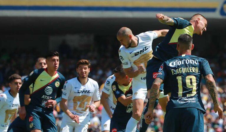 El Clásico Capitalino América vs Pumas | Pronóstico, Previa y Cuotas