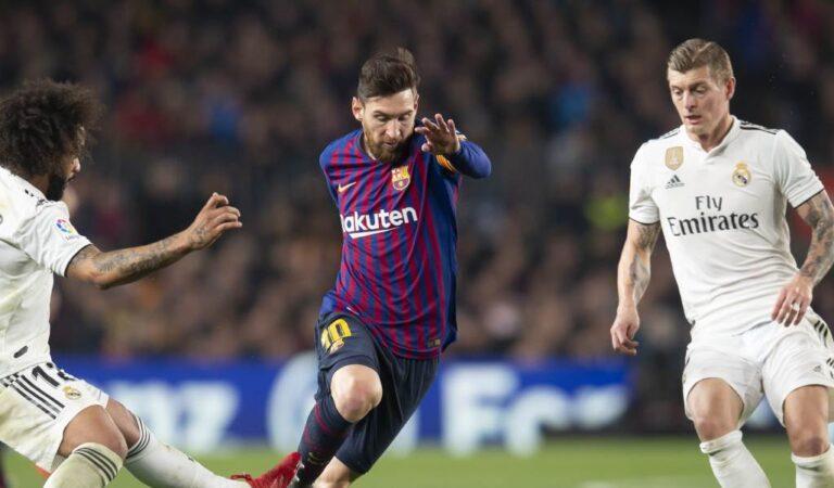 Barcelona vs Real Madrid | El Clásico español que paraliza el mundo