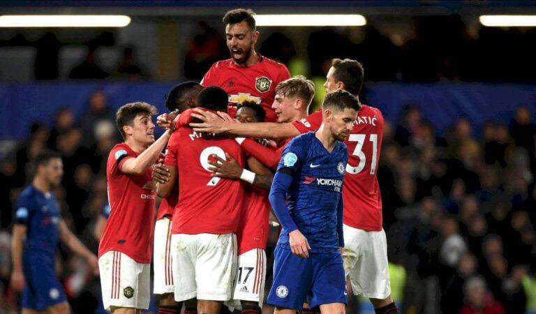 Manchester United vs Chelsea Previa, Pronóstico y Cuotas