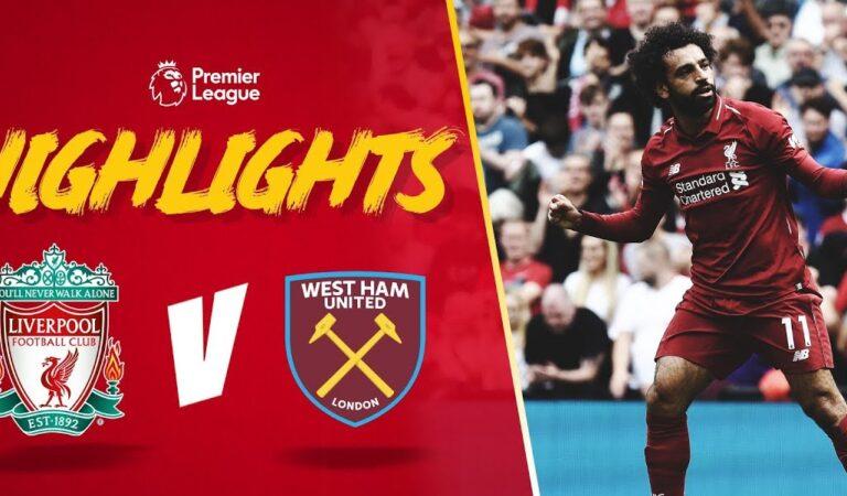 Liga Inglesa   Liverpool vs West Ham: Previa, Pronóstico y Cuotas