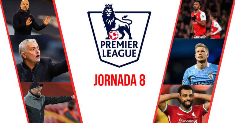 jornada 8 premier league