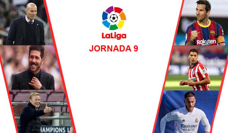 Jornada 9 La Liga | Previa y picks para ganar