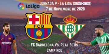 Pronósticos Deportivos Barcelona - Betis