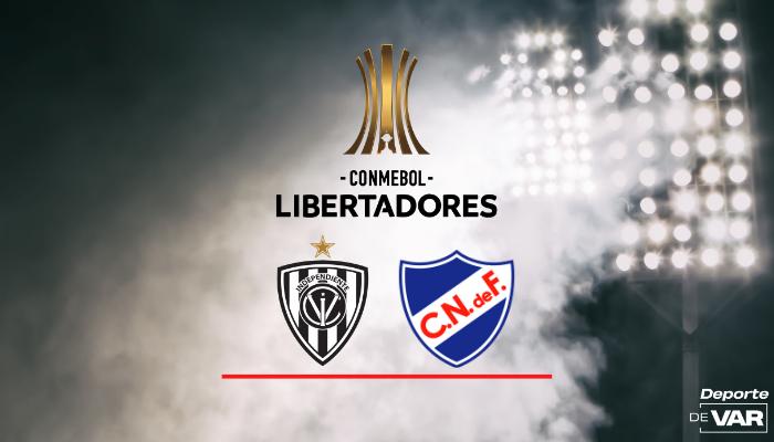 Pronósticos deportivos Copa Libertadores: Nacional vs Independiente Del Valle