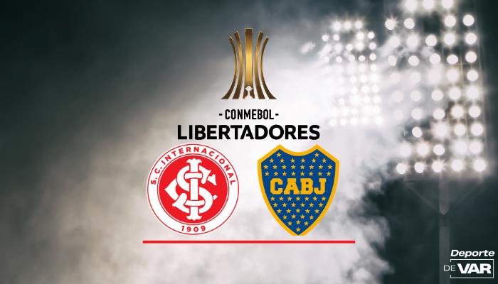 Pronósticos deportivos con Betsson: Internacional vs Boca Juniors