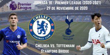 pronosticos deportivos chelsea vs tottenham premier league 29 de noviembre transmision en vivo