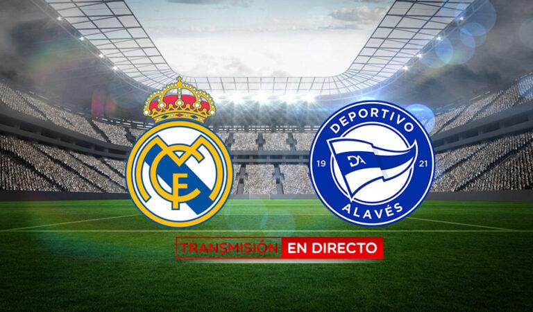 Real Madrid vs Alavés Ver Partido en Directo