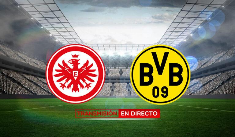 Eintracht de Frankfurt vs Borussia Dortmund (05 dic) Ver en Vivo [GRATIS]