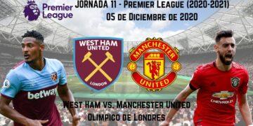 pronosticos deportivos west ham manchester united premier league transmisión en vivo