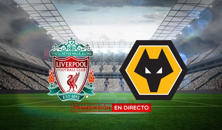 Liverpool Vs Wolves (06 dic) | Transmisión en Vivo [GRATIS]