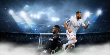 Apostar Real Madrid vs Gladbach