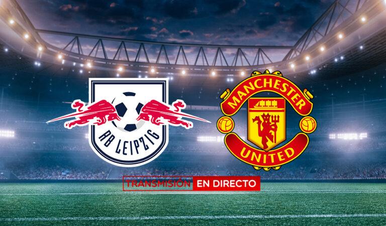 RB Leipzig vs Manchester United (08 dic) | Transmisión en vivo [GRATIS]