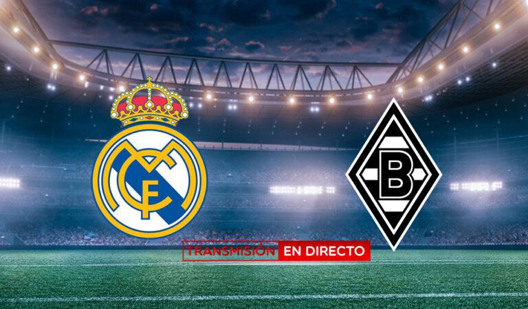 Real Madrid vs Borussia Mönchengladbach (09 dic) | Transmisión en vivo [GRATIS]