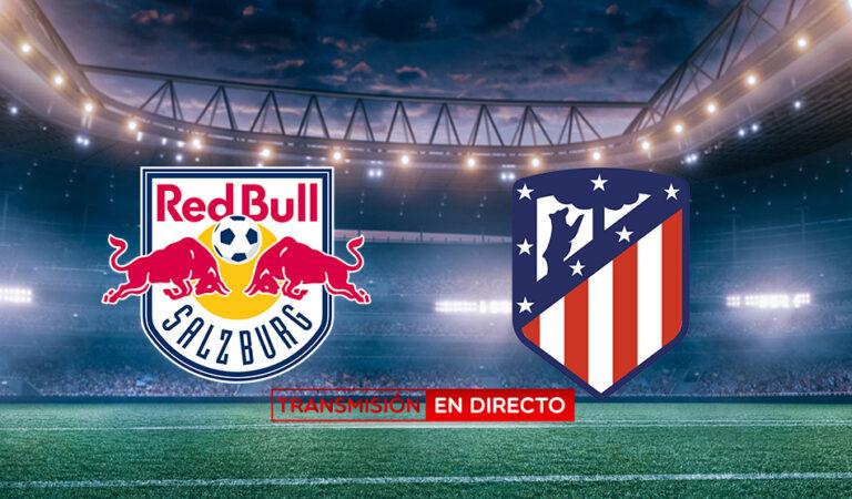 Salzburgo vs Atlético de Madrid (09 dic) | Transmisión en vivo [GRATIS]