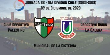 Pronosticos deportivos chile palestino la calera 09 diciembre 2020 transmision en vivo alineaciones probables