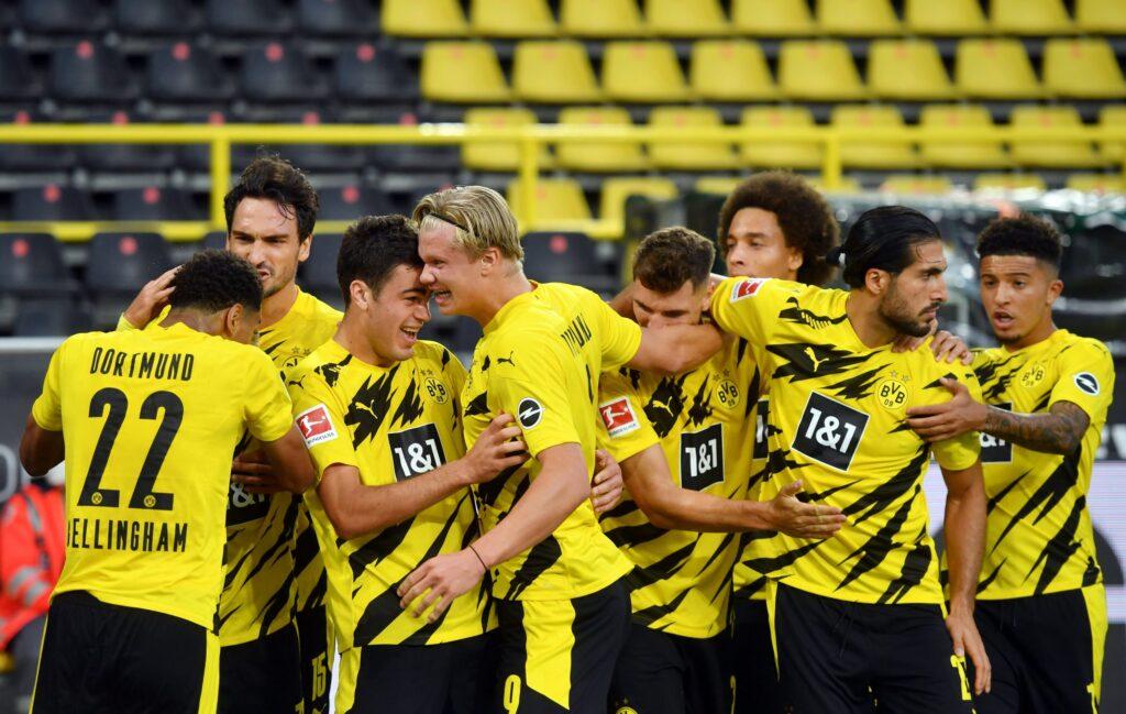 Dortmund quiere ganar