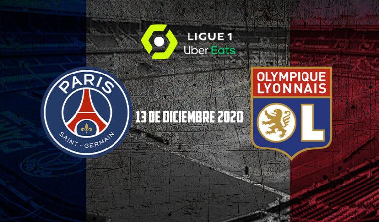 PSG Vs O. Lyon (13 dic) | Pronósticos deportivos para apostar en fútbol