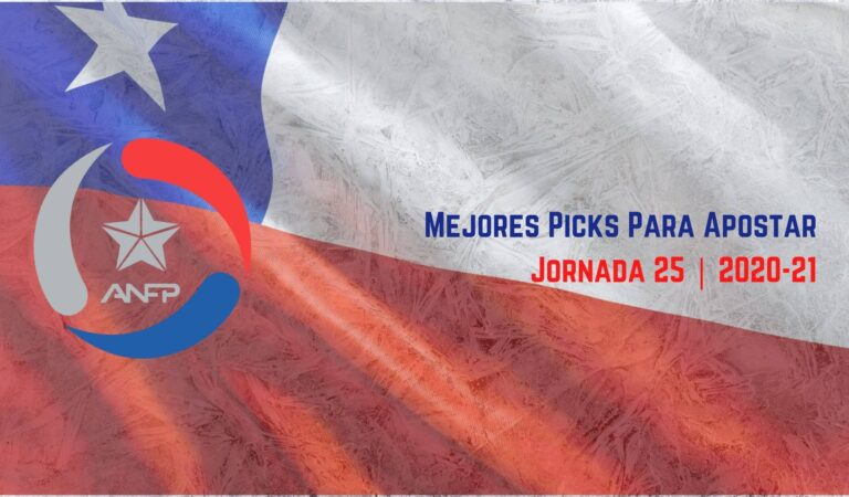 Jornada 25 Fútbol Chileno | Casas de apuestas, picks y consejos para apostar en 1ra División