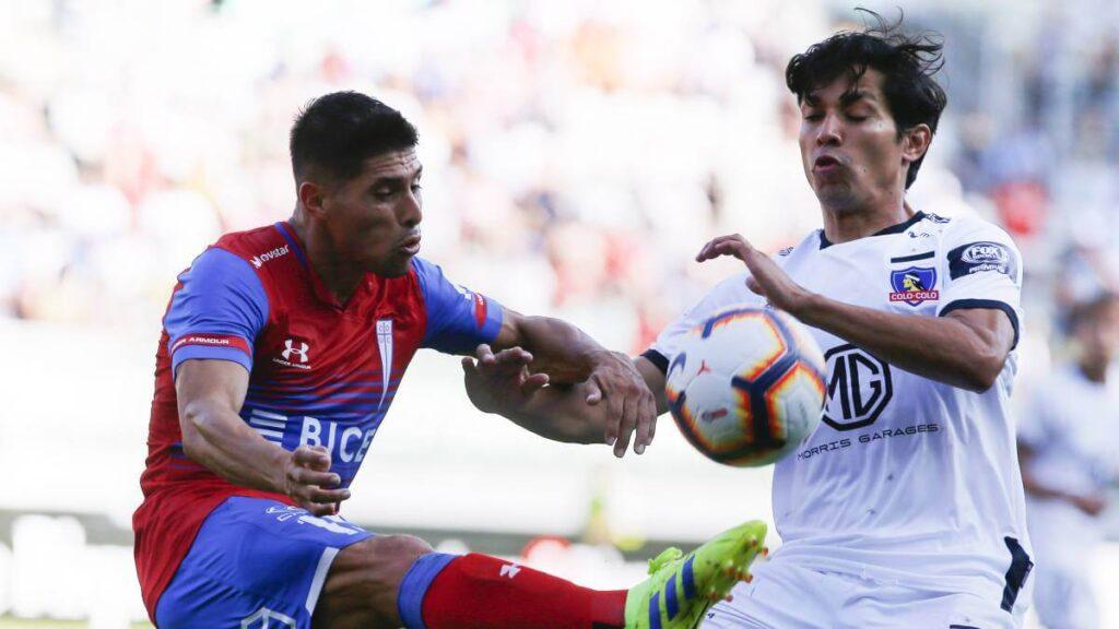 casas de apuestas chile Jornada 25 futbol chileno