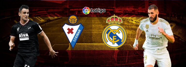 Apostar eibar real madrid pronosticos estadísticas