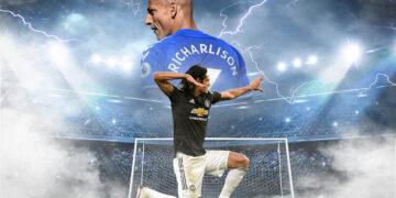 Apostar Everton vs Manchester United