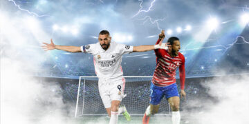 Apuestas online Real Madrid vs Granada