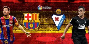 Casas de apuestas deportivas barcelona vs eibar