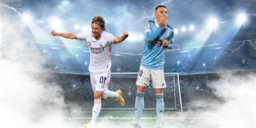 apuestas deportivas Real Madrid vs Celta de Vigo