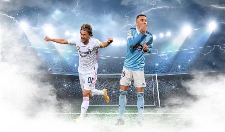 Real Madrid vs Celta de Vigo: Claves para apostar en las casas de apuestas deportivas